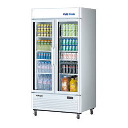 Glass door Merchandiser(Fridge / Freezer)